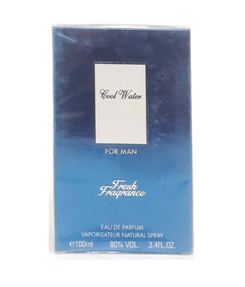 Cool Water Man Fresh Fraqrance Perfume 100 ML