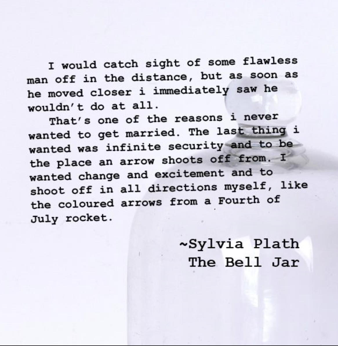 Sylvia Plath and the depression continuum