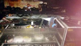 पुणे : बेकरी में 6 लोग जिन्दा जले