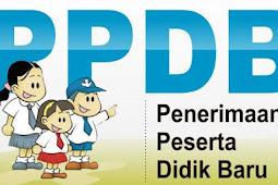 Rekap PPDB RTO 2016 Kota Yogyakarta Tingkat SMP