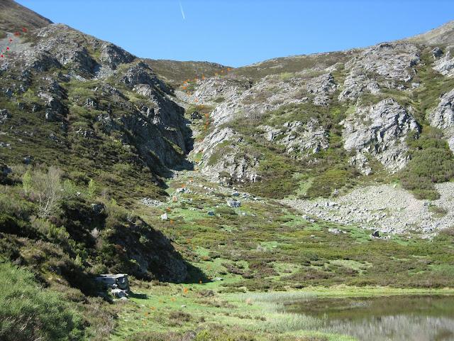 Rutas Montaña Asturias: Ruta al Cueto Arbás, Laguna Arbás