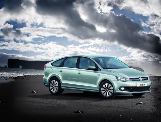 Volkswagen hybrid hatchback