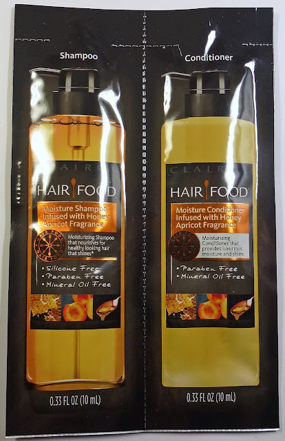Clairol Hair Food Moisture Shampoo and Conditioner