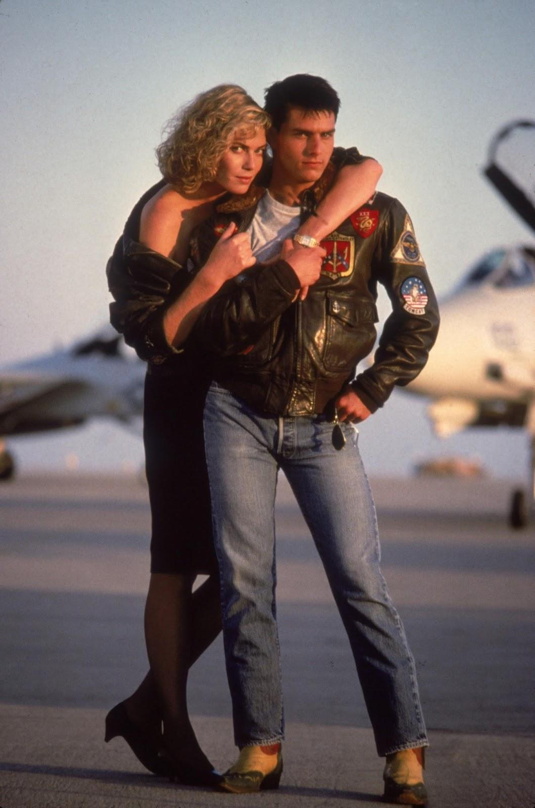 "Celebrity Nude Century: Kelly McGillis ""Top Gun"""