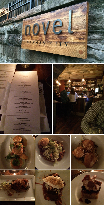 Novel Kansas City Restaurant