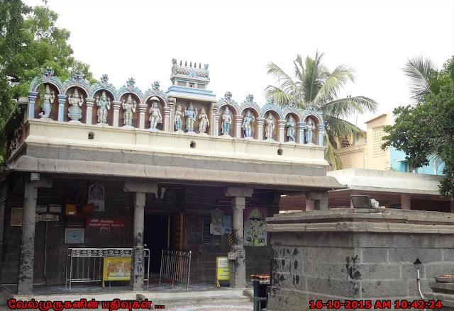 Twin temples of Koyambedu 2