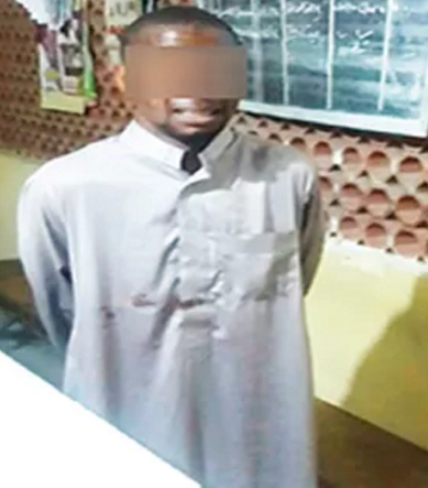 ikorodu wanted rapist arrested
