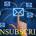 Cara Berhenti Berlangganan (Unsubscribe) Email yang Mengganggu