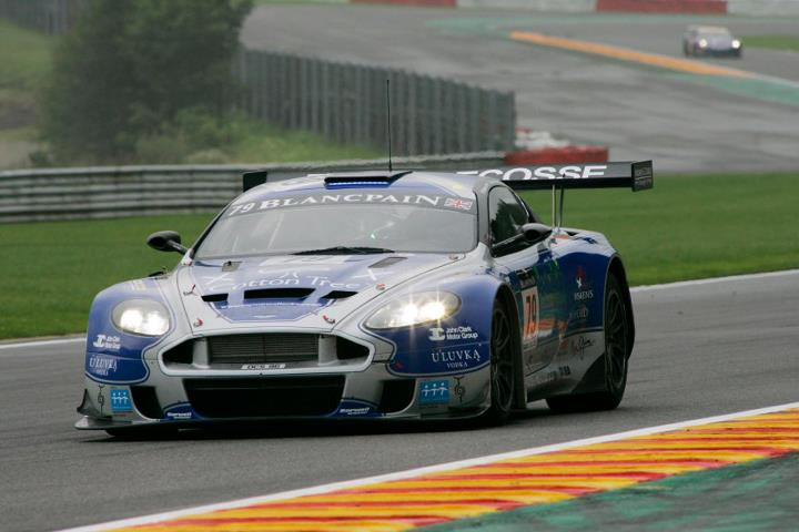 The Advantage Aston Martin Represented In Every Class At Spa 24 Hours