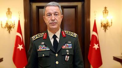 Staf Umum Turki Hulusi Akar