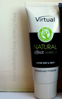 Virtual - Natural Effect Make up i My Flower Moisturizing Lipstick