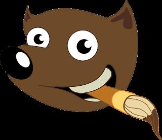 Maskot GIMP