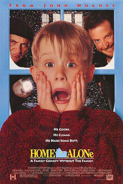 Home Alone (1990) REMASTERED BluRay 480p & 720p