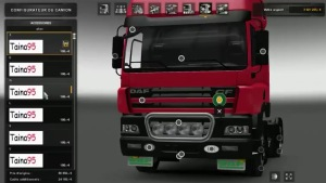 DAF CF 85 truck mod 1.4