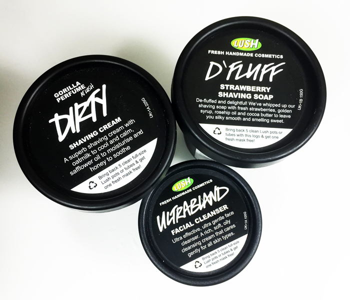 Lush Dirty, D'Fluff, Ultrabland