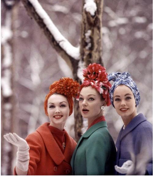 JunoSaysHello.com blog  Vintage Headwear  Turbans 97510cae951