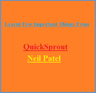 Quickspout marketing, neil patel, blogging tips, marketing tips