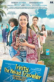 Download Film Trinity, the Nekad Traveler (2017) WEB-DL Full Movie