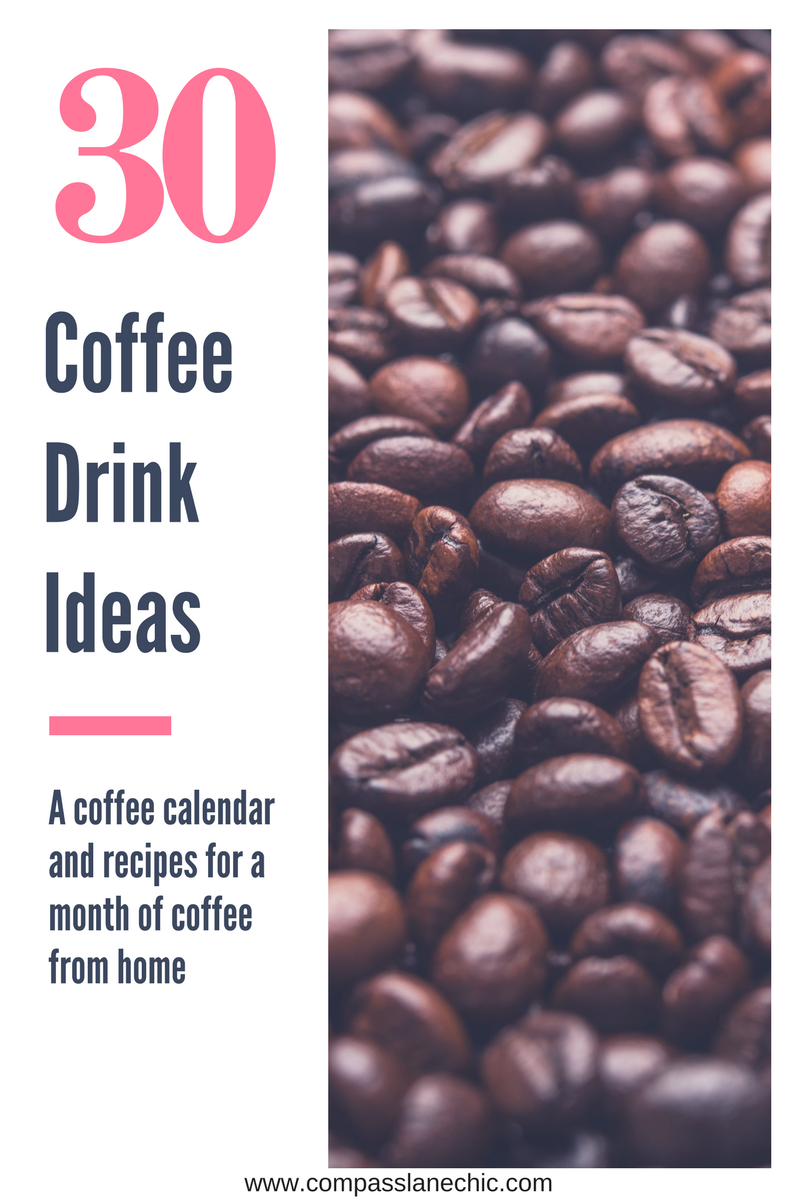 save money and make your coffee at home