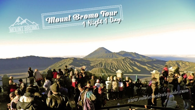 Mount Bromo Tour 1 Night 1 Day