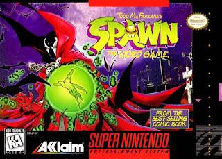 Spawn [ SNES ]