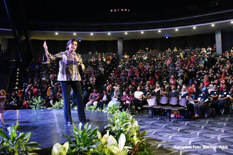 Menke: Cacat Bukanlah Rintangan Bagi Insan Muda Indonesia