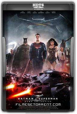Batman v Superman Torrent HDRip Dublado 2016