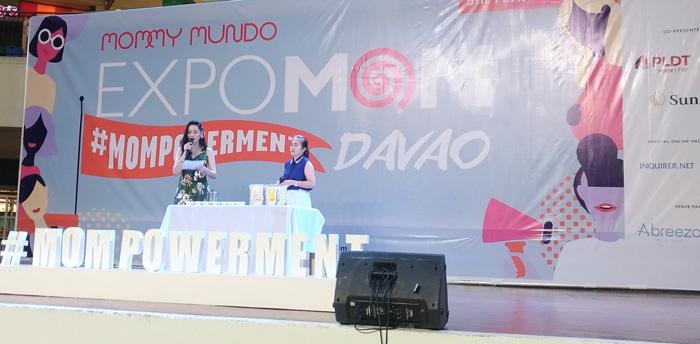 Mommy Mundo Expo Mom 2018 at Abreeza Ayala Mall, Davao City