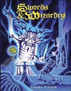 FREE! Swords & Wizardry Complete Rulebook PDF