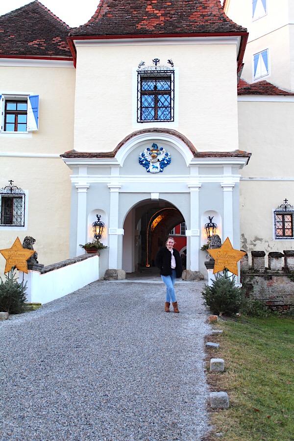 Weihnachten auf Schloss Kornberg