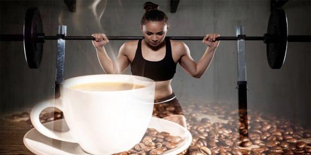 spordan önce kahve tüketmek