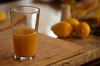 Resep dan Cara Membuat Jus Lemon