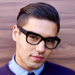Model Rambut Modern Slick Back
