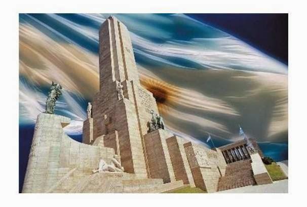 Tour virtual por el monumento a la bandera