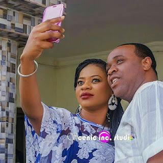 femi adebayo new wife