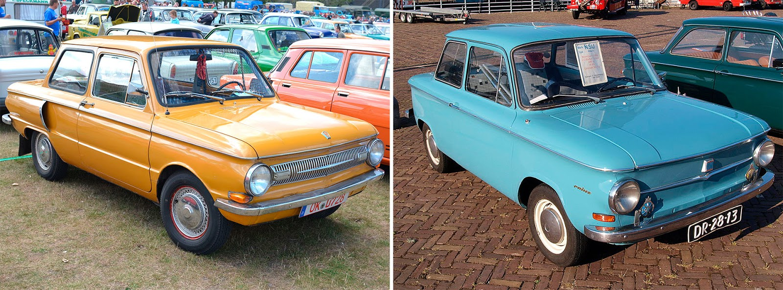 The Copycat Cars of the USSR: 10 Famous Soviet Cars \'Driven\' by ...