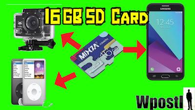 MIXZA TOHAOLL Colorful Series 16GB Micro SD Memory Card  :  اذا كنت تبحث عن زيادة المساحة بسعر رخيص فشركة MIXZA تقدم لك كرات ذاكرة خارجية بسعة 16 جيجا تسمح لك بنقل بيناتك من جهاز لاخر مع سرعة 80 ميجا في ثانية مصمم خصيصا للهواتف الذكية  .. شرح طريق الاستخدام عبر الفيديو التالي فرجة ممتعة .