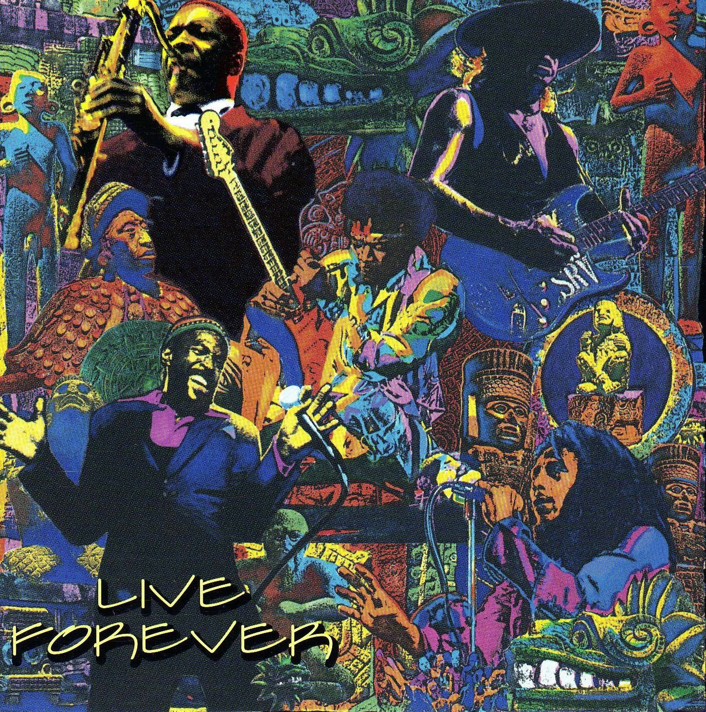 Jazz Rock Fusion Guitar: Various Artists - 1993 Sacred ...