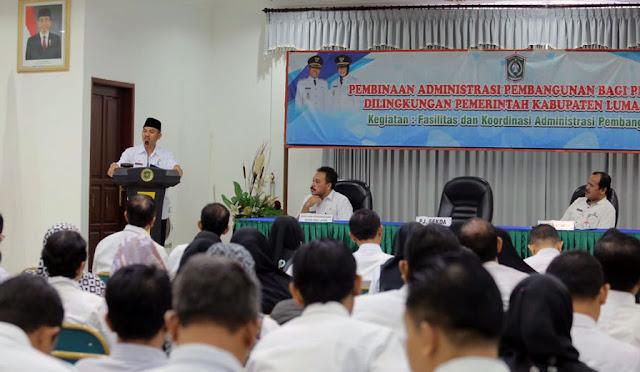 Pembinaan Administrasi Pembangunan Bagi PPK/PPTK