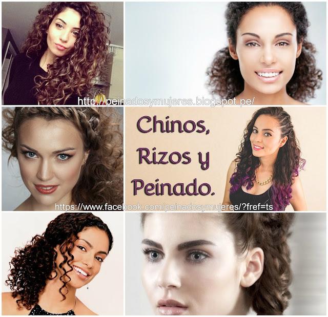Peinados para el diario básicos cabello ondulado o chino YouTube - Peinados Para Cabellos Chinos