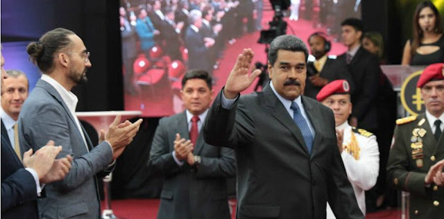 EEUU evalúa sanciones al petróleo venezolano para presionar a Maduro