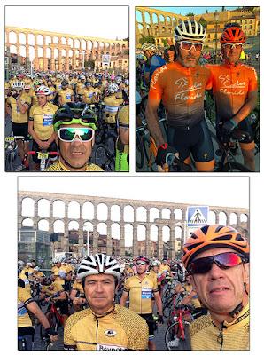 Ciclismo Aranjuez La Perico