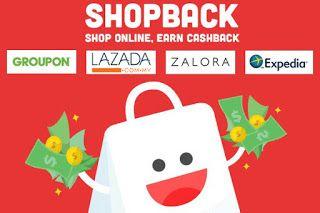 Buat duit, affiliate, shopback