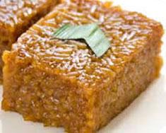 Resep makanan indonesia kue wajik ketan spesial (istimewa) praktis mudah legit, sedap, enak, nikmat lezat