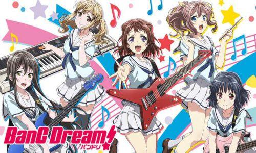 BanG Dream! English Sub