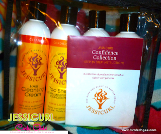 jessicurl confidence collection giveaway