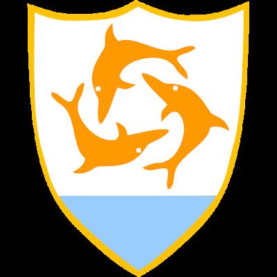 Logo Gambar Lambang, Simbol, Bendera Negara Anguilla