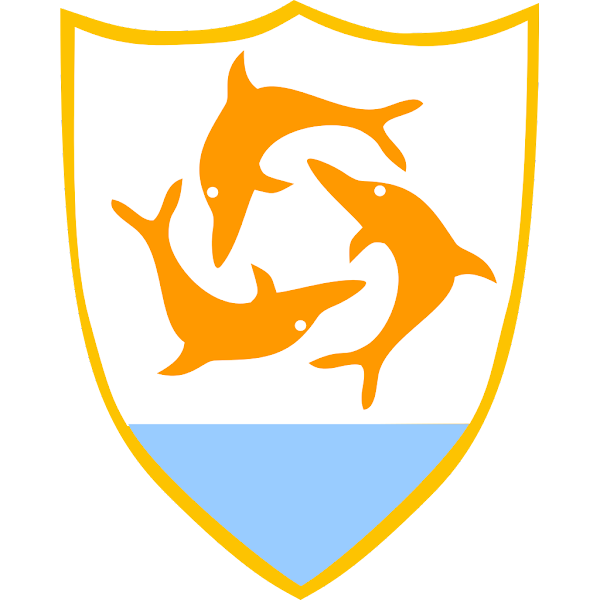 Logo Gambar Lambang Simbol Negara Anguilla PNG JPG ukuran 600 px