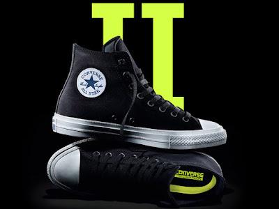 Sepatu All Star Terbaru Chuck Taylor II