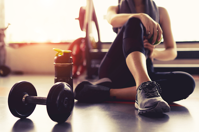 Fitness Goals Examples With A Busy Life Style